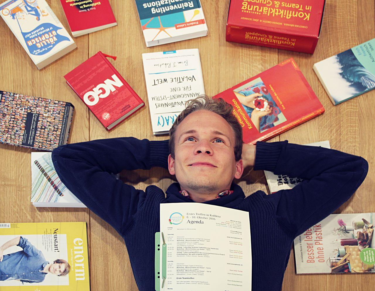 Connected Awareness - Florian